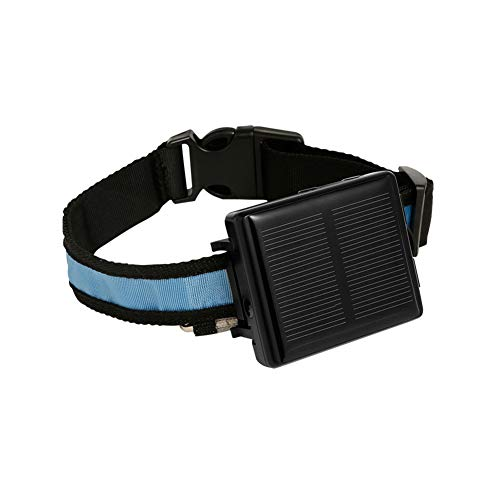 Solar Gps - Pets GPS Tracker,V26 Pet Solar GPS Tracker Dog Cat Locator Finder Waterproof Anti-Lost Alarm