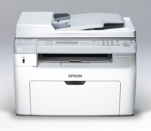EPSON Offirio A4モノクロレーザープリンターFAX複合機 LP-M120F