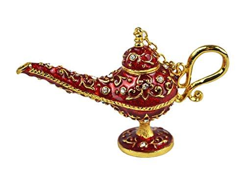 Rare Legend Aladdin Magic Genie Red - decorative- -USA Seller