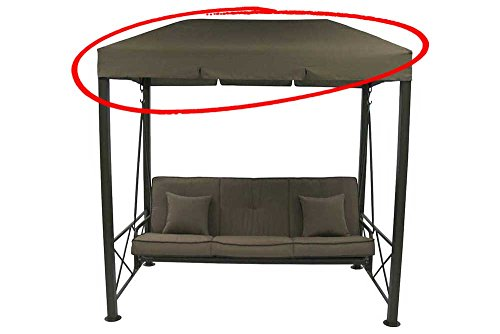 Canopy Replacement for Target 3-Seater Swing with Gazebo (Target Patio Furniture Covers)