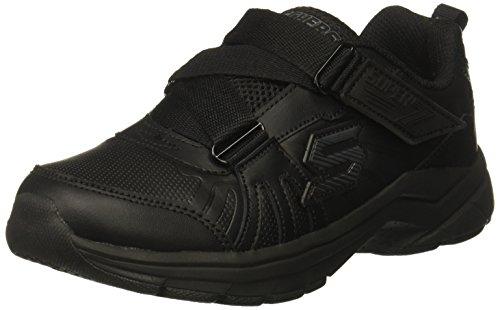 Skechers Kids Boys' Ultrasonix-97543L Sneaker,Black/Black,11.5 M US Little Kid
