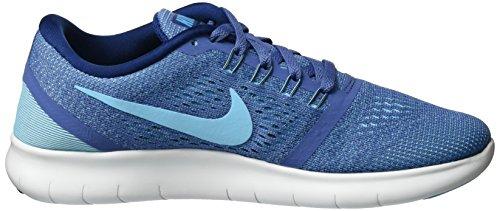 Nike Donne Rn Libero Scarpa Da Corsa Blu Luna / Polarizzato / Costiero Formato Blu Blu 8,5 M Di Noi
