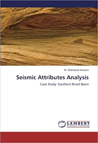 Seismic Attributes Analysis: Case Study: Southern Brazil Basin
