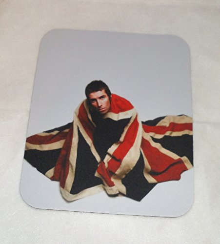 OASIS Liam Gallagher COMPUTER MOUSEPAD #2 Liam Gallagher Oasis