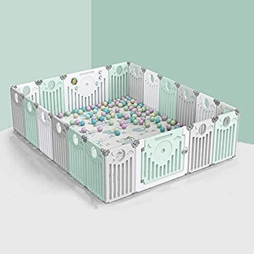 Solido Fence Box Giochi for Babies Toddlers Kids - Multicolor Finti Yard, Resistente alle Rotture for Giocattoli casa Pratico (Size : 230x230cm)