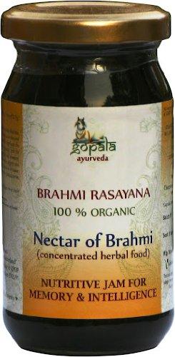 BRAHMI RASAYANA - 100% USDA CERTIFIED ORGANIC - 500gm