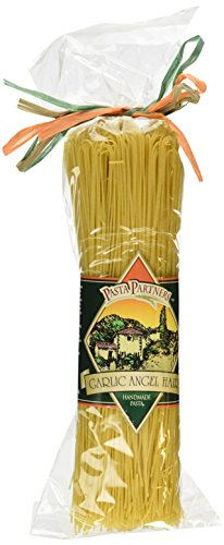 Pasta Partners Garlic Angel Hair (No Oil), 12 Ounce (Pasta Partners Garlic Angel Hair compare prices)
