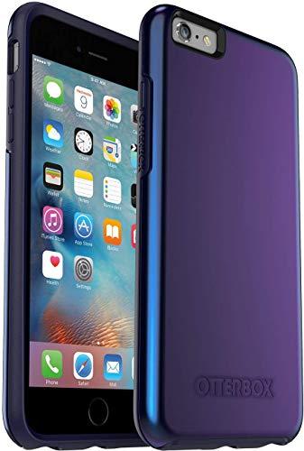 OtterBox Symmetry Series Slim Case for iPhone 6s Plus & iPhone 6 Plus - Non-Retail Packaging - Cosmic (Purple Otterbox Iphone Plus 6)