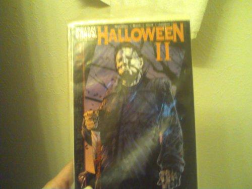 halloween 2 comic (the blackest eyes, volume