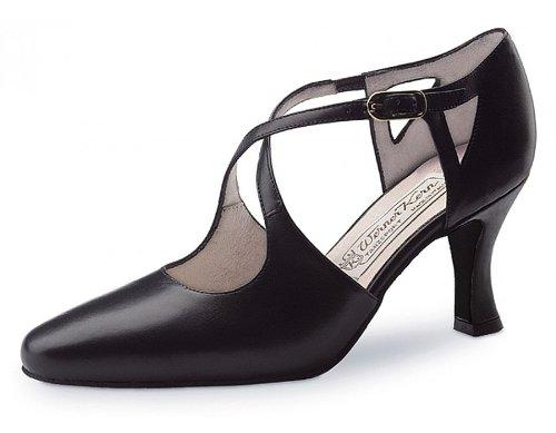 Werner Kern Women's Ines - 2 3/4'' (6.5 cm) Flare Heel, 9 M US (6 UK) by Werner Kern