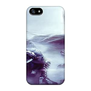 Hot Tpu Covers Cases For Iphone/ 5/5s Cases Covers Skin - Lonely Souls