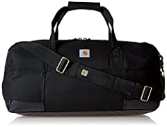 Store gear and keep it dry in the Carhartt Legacy Gear Bag—a super tough and durable travel and utility duffle. Built of rugged synthetic material with Rain Defender durable water repellent, the heavy duty Duravax abrasion-resistant base will...
