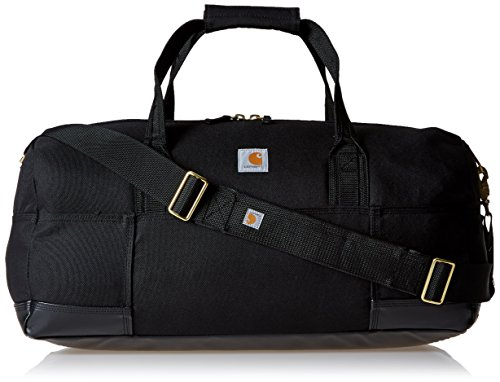 Carhartt Legacy Gear Bag 23 inch, Black by Carhartt