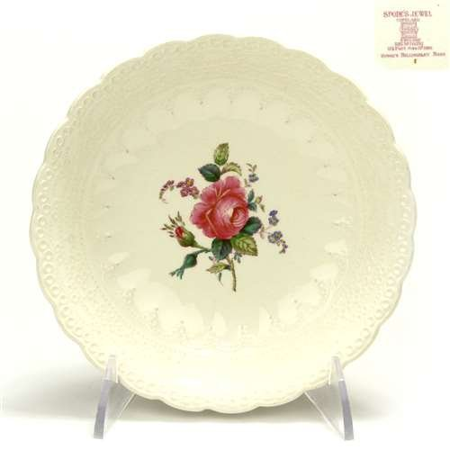 Pink Coupe Cereal Bowl (Billingsley Rose, Pink by Spode, China Coupe Cereal Bowl)