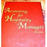 Accounting for Hospitality Managers 5th (Fifth) Edition byCote