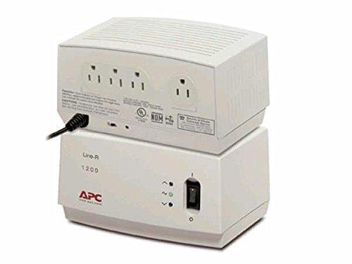 APC Line-R 1200VA Line Conditioner With AVR (LE1200) (Tripp Conditioner Lite Line)