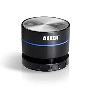 Anker Ultra Portable Wireless Bluetooth Speaker with Built-In Mic, Enhanced Bass Boost, 10 Hour Rechargeable Battery and a 3.5mm Aux Port - A7901