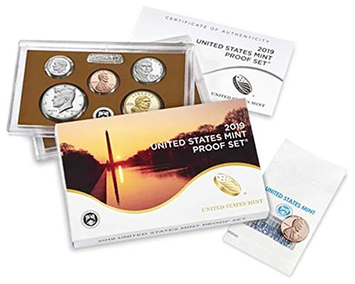 (2019 S Clad Proof Set Brilliant Uncirculated)