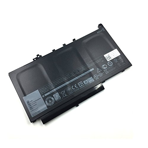 ANTIEE J60J5 Laptop Battery Replacement for Dell Latitude E7270 E7470 Series Notebook R1V85 451-BBSX MC34Y 242WD 7.6V 55WH