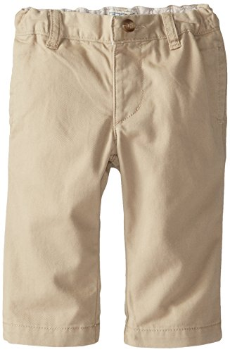 - The Children's Place Baby Boys' Chino Pant, Flax, 12-18 Months