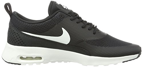 Summit White Schwarz Air NIKE Black Damen Sneaker Thea Max zf0w0aUq