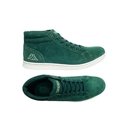 Sneakers - Tikelme Dk Green-Lt Grey