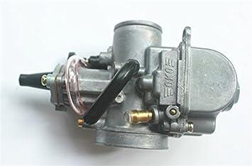 26 mm Oko carburador motocicleta 2 Stroke Racing soporte de lado el OEM parte PWK 26 26 mm ajuste al carrito de suciedad Pit Bike ATV motocicleta: ...