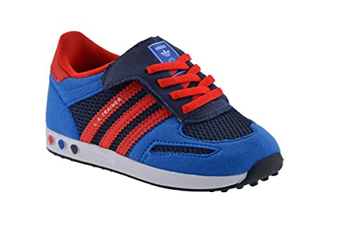Adidas Jungen Baby Rosso Lauflernschuhe Blau Blu x6xgBrqw