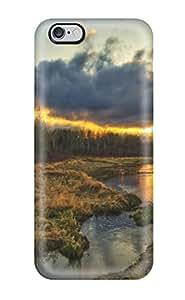 [nvfBkIE7551xNXMJ] - New Landscape Earth Protective Iphone 6 Plus Classic Hardshell Case