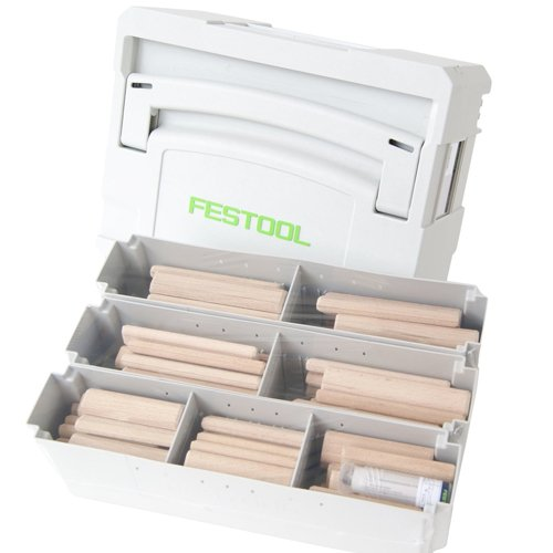 Festool 498205 XL 12/14mm Domino Tenon Assortment by Festool