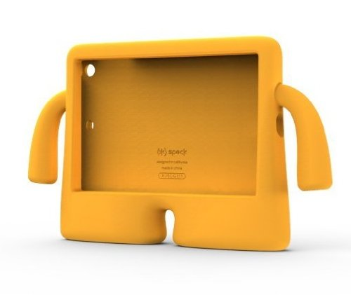 premium selection d5a5c 3514c Speck Products iGuy Protective Case for iPad Mini, Mango (SPK-A1516)