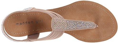 887865299431 - Madden Girl Women's Teager Flip Flop, Blush Fabric, 6 M US carousel main 7