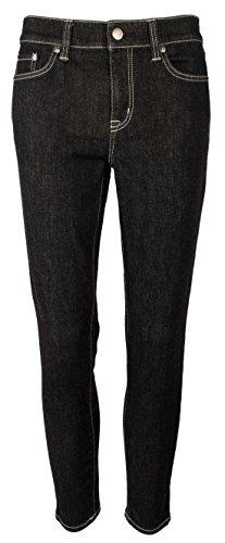Lauren Ralph Lauren Women's Petite Premier Skinny Ankle Jeans-A-4P (Ralph Lauren Leather Jeans)