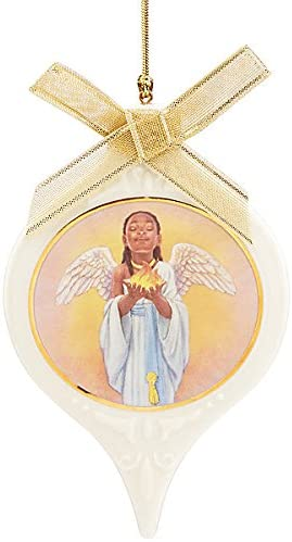 Lenox 849260 Blackshear Hope Angel Ornament