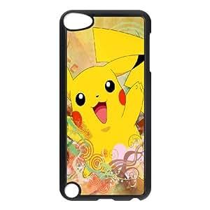 Ipod 5 Cell Phone Case Game Pikachu Custom Case Cover 3ERT469693