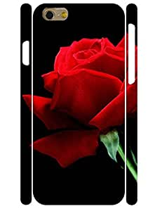 3D Print Flower Pattern Custom High Impact Phone Aegis Case for Iphone 6 4.7 Inch