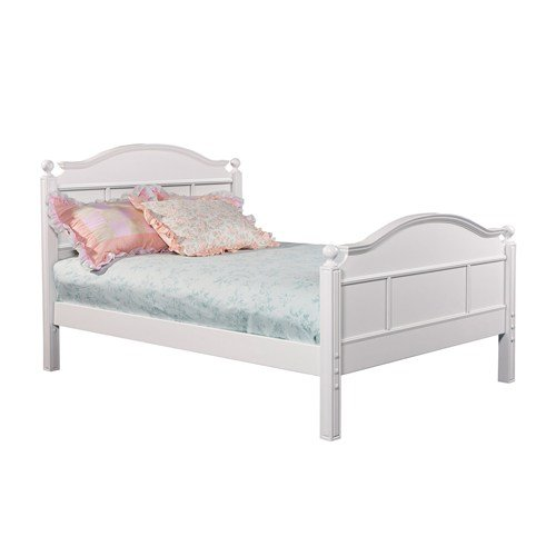 Bolton Furniture 9882500T Emma Full-Size Bed with Tall Headboard