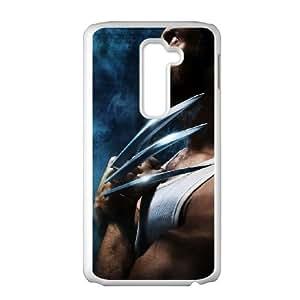XMen Origins Wolverine LG G2 Cell Phone Case White Protect your phone BVS_728199