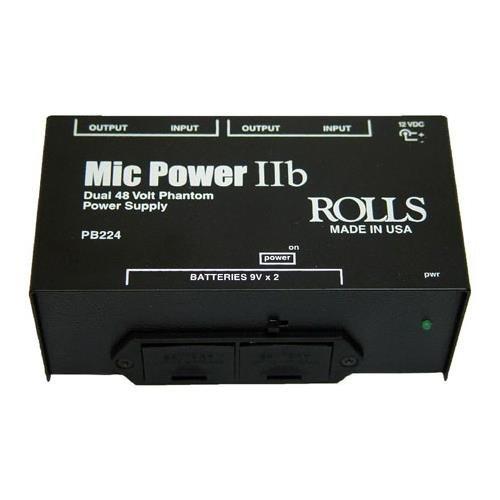 rolls Dual Battery Powered Phantom Ada (PB224