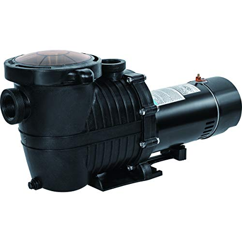 XtremepowerUS 1.5 HP Dual Speed Swimming Pool Pump Above/In-ground Swimming Spa Pool Pump 230V ETL 2-Speed Pump