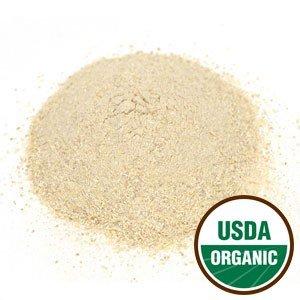 Organic Ashwagandha Root Powder - 4 Oz (113 G) - Starwest ()