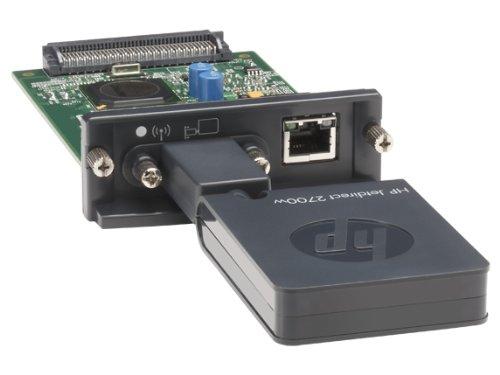 HP Jetdirect 695nw Print Server - Wi-Fi - IEEE 802.11n - Plug-in Module J8024A by HP