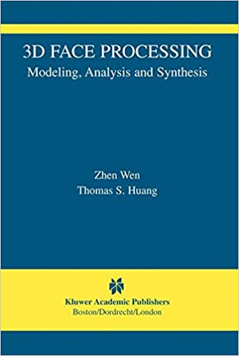 3D Face Processing: Modeling, Analysis and Synthesis (The