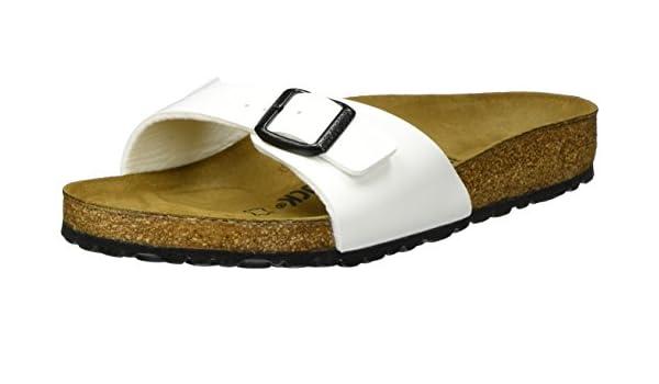 e3ee819737c5 Birkenstock Womens Madrid Open Toe Casual Slide Sandals
