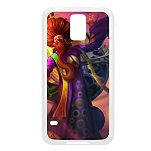 Zilean-003 League of Legends LoL case cover Samsung Galaxy Note3 - Plastic White
