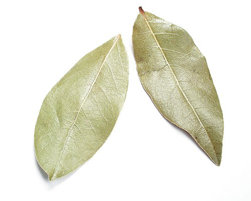 Organic Bay Leaves, 2 Lb Bag by Angelina's Gourmet
