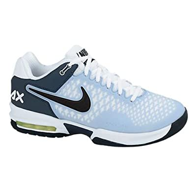 new styles c8c6a 49c76 NIKE Air Max Cage Ladies Tennis Shoe, Navy Blue, UK7  Amazon.co.uk  Shoes    Bags