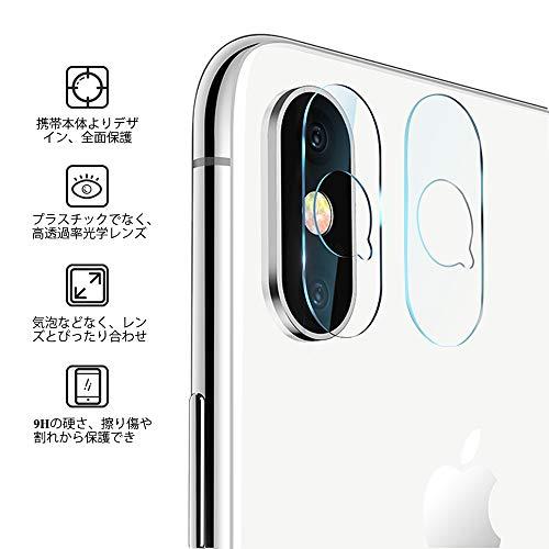 謎ベアリング数学者iPhone XS Max カメラ液晶保護フィルム ORYCOOL 日本製旭硝子素材 カメラ保護フィルム カメラ液晶保護フィルム ガラス製レンズ保護フィルム 薄型 0.1㎜ 傷防止レンズ保護 アイフォンXS MAXカメラフィルム カメラレンズ 保護フィルム レンズ割れ防止 飛散防止 カメラ保護 9H硬度ガラスレンズ保護 指紋防止 気泡防止 2枚セット 日本語説明書なし