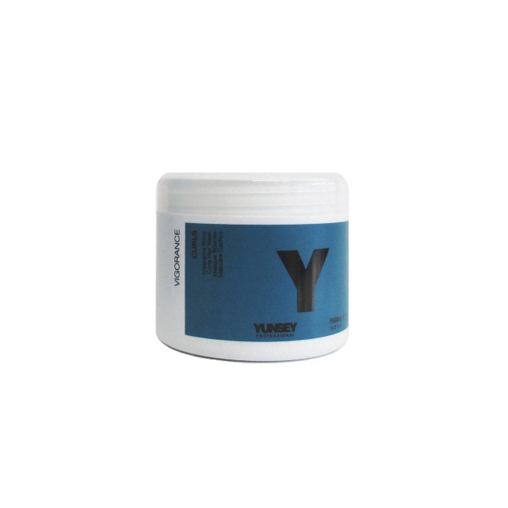 YUNSEY MASCARILLA VIGORANCE CURLS 500 ML