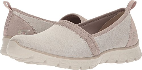 Skechers EZ Flex 3.0 Swift Motion Womens Slip On Sneakers Taupe 7.5 ()